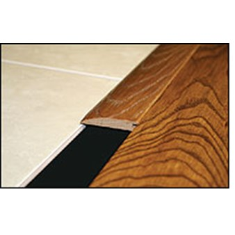 "Mohawk Tescott: Reducer Oak Suede - 84"" Long"