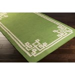 "Surya Beth Lacefield Alameda Spinach Green (AMD-1013) Rectangle 3'3"" x 5'3"""