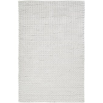 "Surya Anchorage Winter White (ANC-1000) Rectangle 5'0"" x 8'0"""