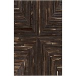 "Surya Appalachian Coffee Bean (APP-1001) Rectangle 5'0"" x 8'0"""