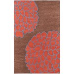 "Surya Artist Studio Brown (ART-206) Rectangle 5'0"" x 8'0"""