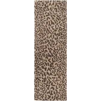 "Surya Athena Driftwood Brown (ATH-5000) Rectangle 2'6"" x 8'0"""