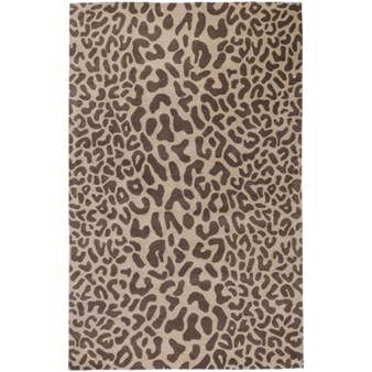 "Surya Athena Driftwood Brown (ATH-5000) Rectangle 5'0"" x 8'0"""