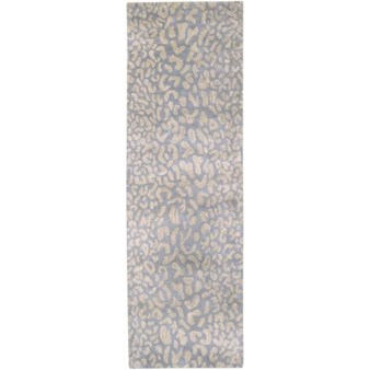 "Surya Athena Taupe (ATH-5001) Rectangle 2'6"" x 8'0"""
