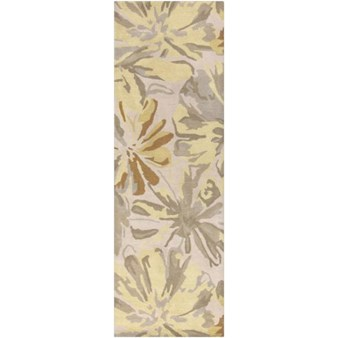 "Surya Athena Ivory (ATH-5071) Rectangle 2'6"" x 8'0"""