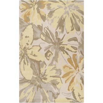 "Surya Athena Ivory (ATH-5071) Rectangle 5'0"" x 8'0"""