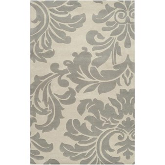 "Surya Athena Bay Leaf (ATH-5073) Rectangle 5'0"" x 8'0"""