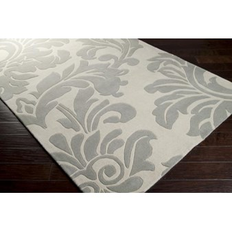 "Surya Athena Bay Leaf (ATH-5073) Rectangle 6'0"" x 9'0"""