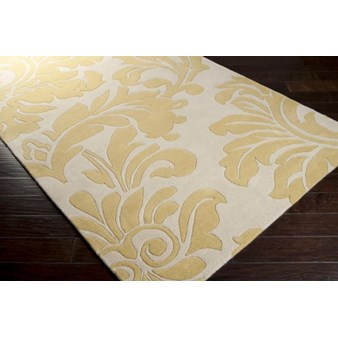"Surya Athena Split Pea (ATH-5075) Rectangle 2'0"" x 3'0"""