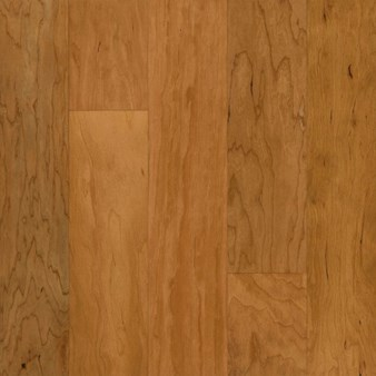 "Armstrong Performance Plus: Sugared Honey Cherry 3/8"" x 5"" Engineered Cherry Hardwood ESP5220"
