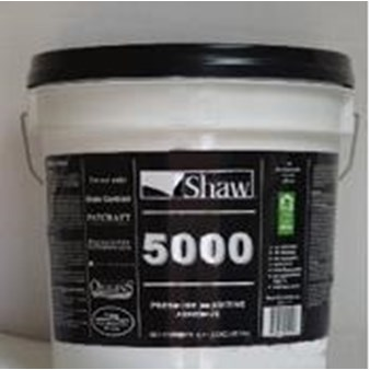 Shaw 5001R Carpet Tile Pressure Sensitive Adhesive - 1 Gallon Bucket