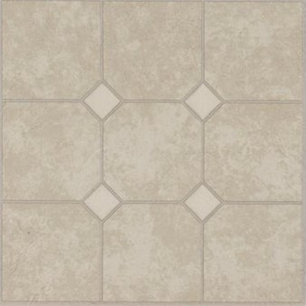 Armstrong Peel N Stick Units Collection: Rockport Marble Sand Residential Vinyl Tile 25285