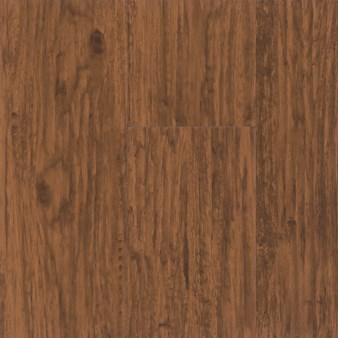 Tarkett Nafco Permastone Plank: Handscraped Saddle Luxury Vinyl Plank HS103