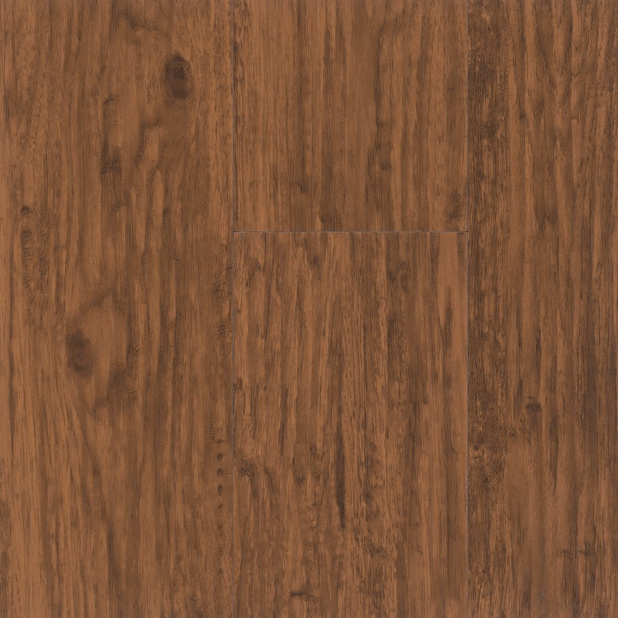 Tarkett Nafco Permastone Plank: Handscraped Saddle Luxury Vinyl Plank HS103