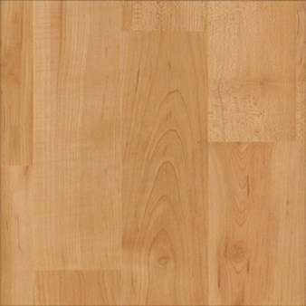 Quick-Step Classic Sound:  Select Birch Plank 8mm Laminate with Attached Pad U781S