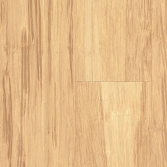 "USFloors Natural Bamboo Expressions Collection: Cotton 1/2"" x 5 1/4"" Locking Solid Strand Woven Bamboo 604LWN16"
