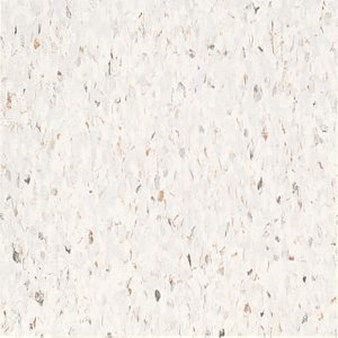 Armstrong Standard Excelon Imperial Texture: Jubilee White Vinyl Composite Tile 52514