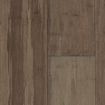 "USFloors Natural Bamboo Expressions Collection: River Rock 1/2"" x 5 1/4"" Locking Solid Strand Woven Bamboo 604LWS18"