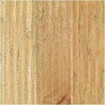 "Mohawk Brandymill Plank: Hickory Country Natural 3/8"" x 5"" Engineered Hardwood WEC52 10"