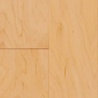 "Mannington LockSolid American Maple: Natural 3/8"" x 5"" Engineered Hardwood AMSLG05NA1"