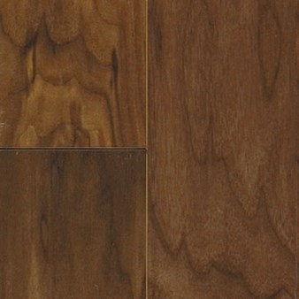 "Mannington LockSolid American Walnut: Natural 3/8"" x 5"" Engineered Hardwood AMWLG05NA1"