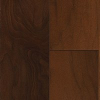 "Mannington LockSolid American Walnut: Tawny 3/8"" x 5"" Engineered Hardwood AMWLG05TA1"