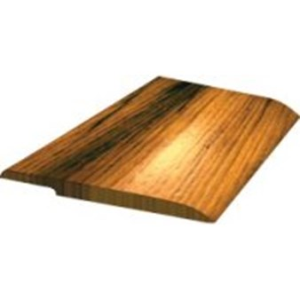 "From The Forest Oak Street: Reducer Copper Mist Red Oak - 78"" Long"