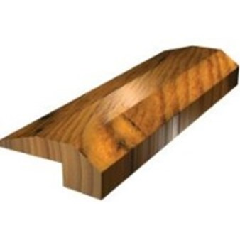 "From The Forest Oak Street: Threshold Wheat Red Oak - 78"" Long"