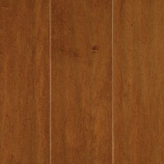 "Mohawk Brookedale: Light Amber Maple 3/8"" x 5 1/4"" Engineered Hardwood WEC58-01"