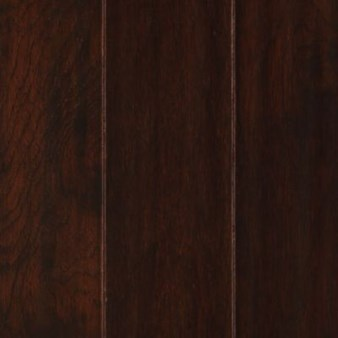 "Mohawk Brookedale: Chocolate Hickory 3/8"" x 5 1/4"" Engineered Hardwood WEC58-11"