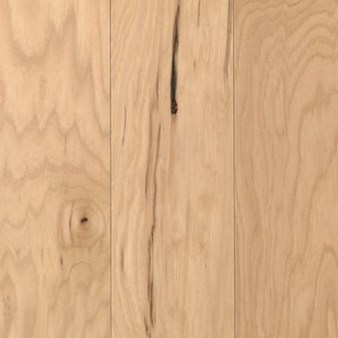 "Mohawk Pembroke: Hickory Natural 3/8"" x 5 1/4"" Engineered Hardwood WEC55-10"
