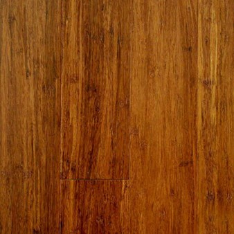 "ECOfusion Strandwoven Bamboo: Carbonized 9/16"" x 3 7/8"" Solid Bamboo BSWSC98"