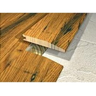 "Prefinished White Oak Reducer (Honey Oak) - 78"" Long"