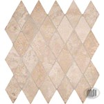 "MS International Durango Rhomboids Travertine Mosaic 12"" x 12"" : SMOT-DUR-2X2RBT"