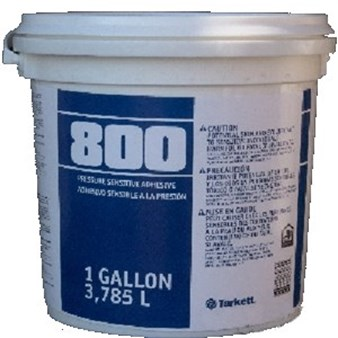 Nafco Pressure Sensitive Adhesive 850 1 Gallon Bucket