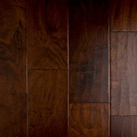 "Urban Floor Mountain Country: Walnut Apache 1/2"" x 6"" Engineered Hardwood TCW-410-AP"