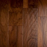 "Urban Floor Mountain Country: Walnut Steston 1/2"" x 6"" Engineered Hardwood TCW-411-ST"