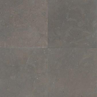 "Daltile Limestone: Lagos Blue Honed 12"" x 12"" Natural Stone Tile L983-12121U"