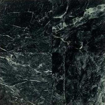 "Daltile Marble: Empress Green Polished 12"" x 12"" Natural Stone Tile M741-12121L"
