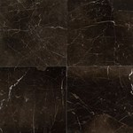 "Daltile Marble: St. Laurent Oriental Polished 12"" x 12"" Natural Stone Tile M408-12121L"