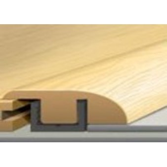 "Mannington Value Lock Collection: Reducer Natural Princeton Maple - 94"" Long"