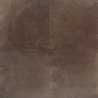 "Daltile Concrete Connection: Eastside Brown 13"" x 13"" Porcelain Tile CN9413131P6"