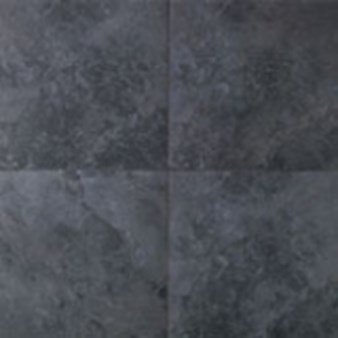 "Daltile Continental Slate: Asian Black 18"" x 18"" Porcelain Tile CS5318181P6"