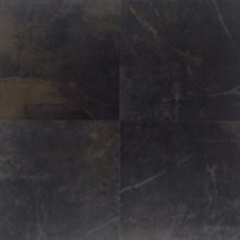 "Daltile Concrete Connection: Downtown Black 20"" x 20"" Porcelain Tile CN9520201P"