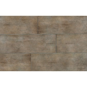 "Daltile Timber Glen: Cocoa 12"" x 24"" Porcelain Tile P62312241P"