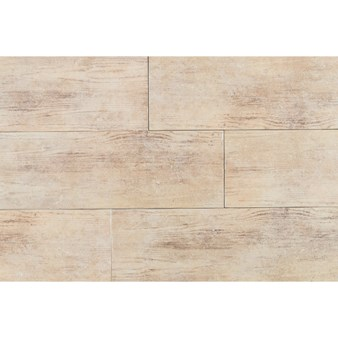 "Daltile Timber Glen: Dune 8"" x 24"" Porcelain Tile P6108241P"