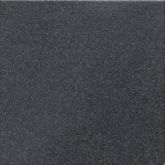 "Daltile Colour Scheme: Black Speckle 6"" x 6"" Porcelain Tile B927661P"