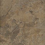 Armstrong Alterna Mesa Stone:  Chocolate Luxury Vinyl Tile D2109