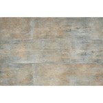 "Daltile Timber Glen: Thatch 12"" x 24"" Porcelain Tile P62512241P"