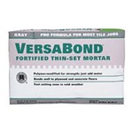 Versabond Fortified Thin-Set Mortar MTSG50 - Gray 50 lb